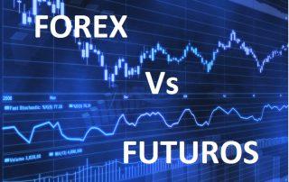 diferencias entre futuros y forex trading