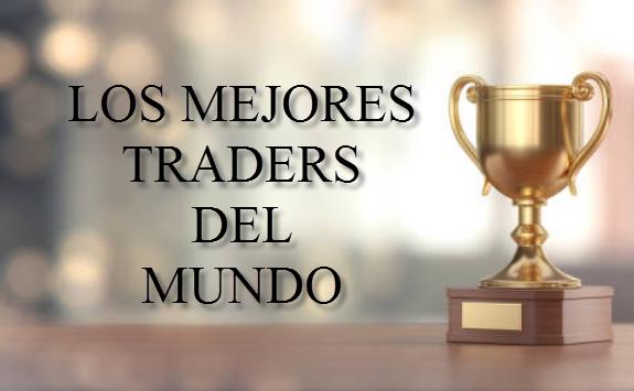los mejores traders del mundo