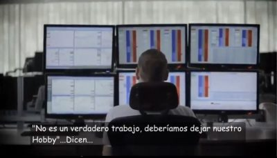 somos traders de futuros